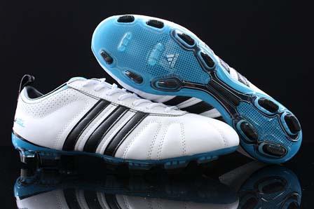 Nuova Versione Adidas Adipure Nero Iv Bianco Blu E Nero Adipure Scarpe e9363c